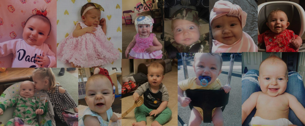 Time To Vote In Our Cute Baby Contest!